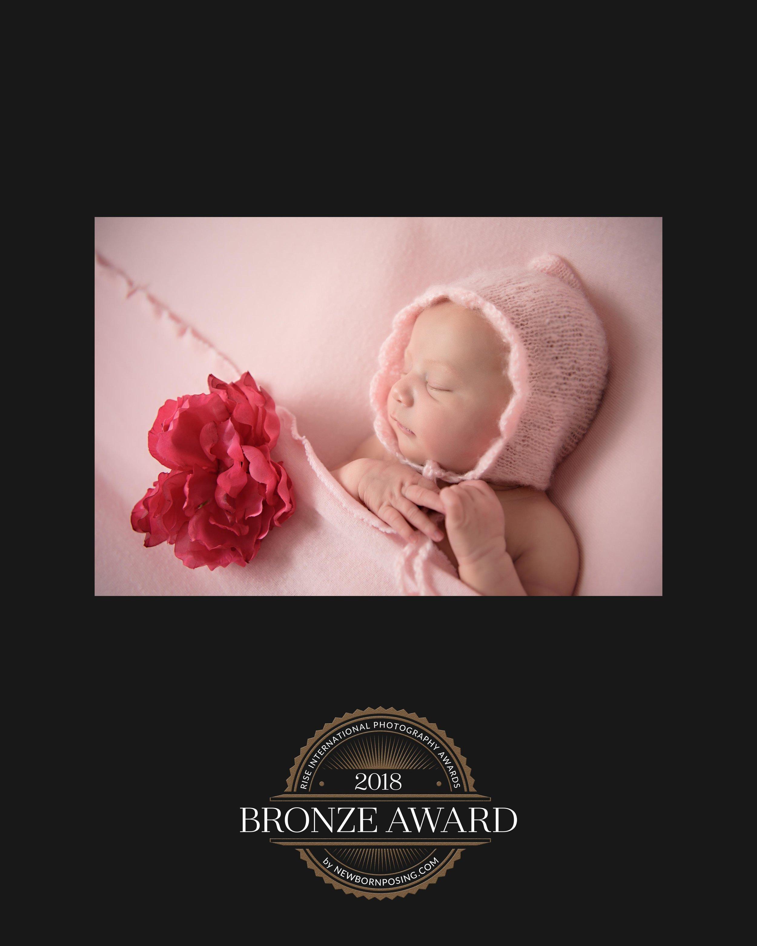 Bronze Winner 3 Newborn Rise 2018