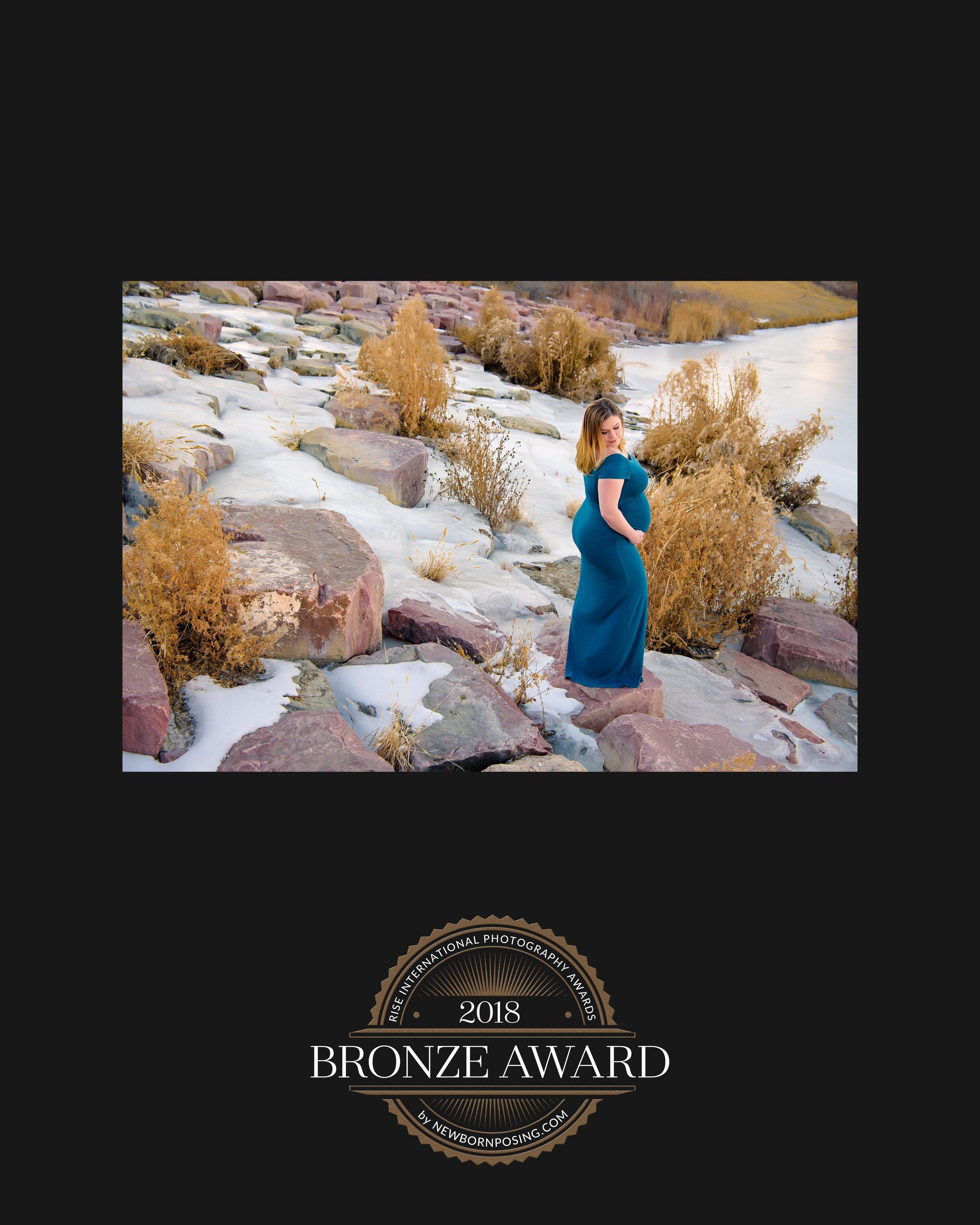 Bronze Winner 3 Maternity Rise 2018
