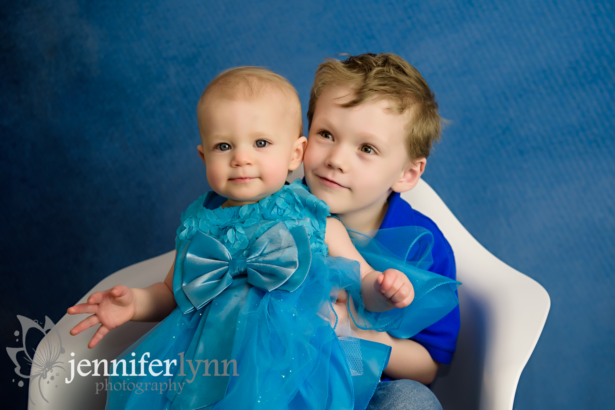 Brother and Sister Sibling