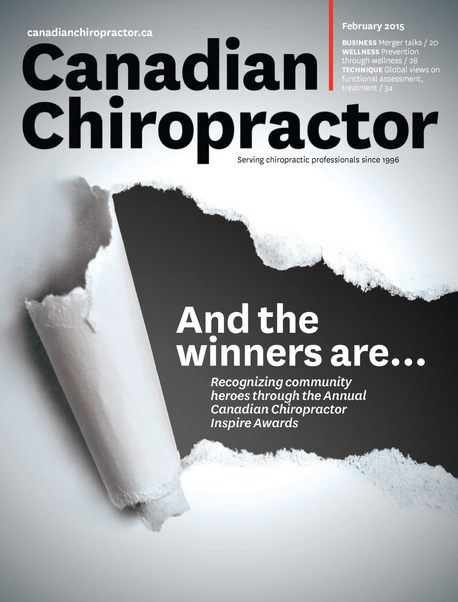 CANADIAN CHIROPRACTOR (February 2015) FUNCTIONAL ASSESSMENT: PART Two