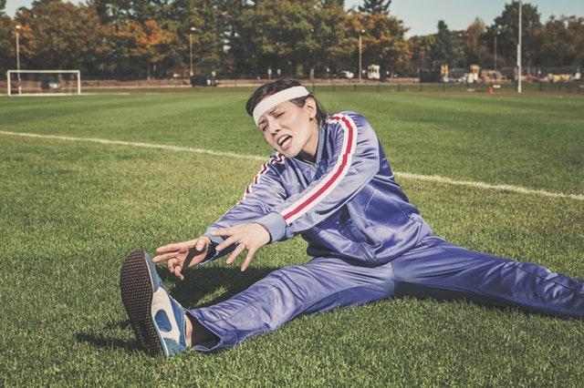 Hamstring Stretch Training -