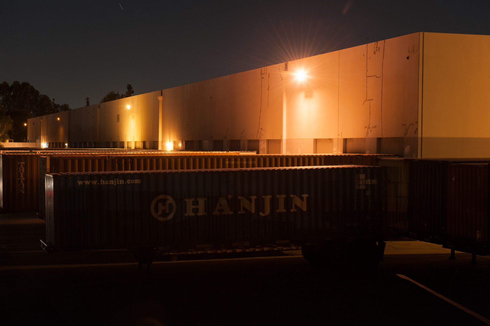 Loading Docks: Before
