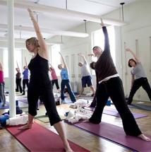 Fundamentals of Yoga Class at Yoga Among Friends