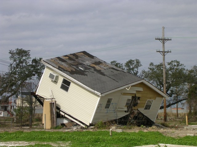 9th ward New Orleans after Hurrican Katrina.jpg