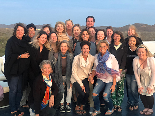 Mexico yoga retreat - February 2019