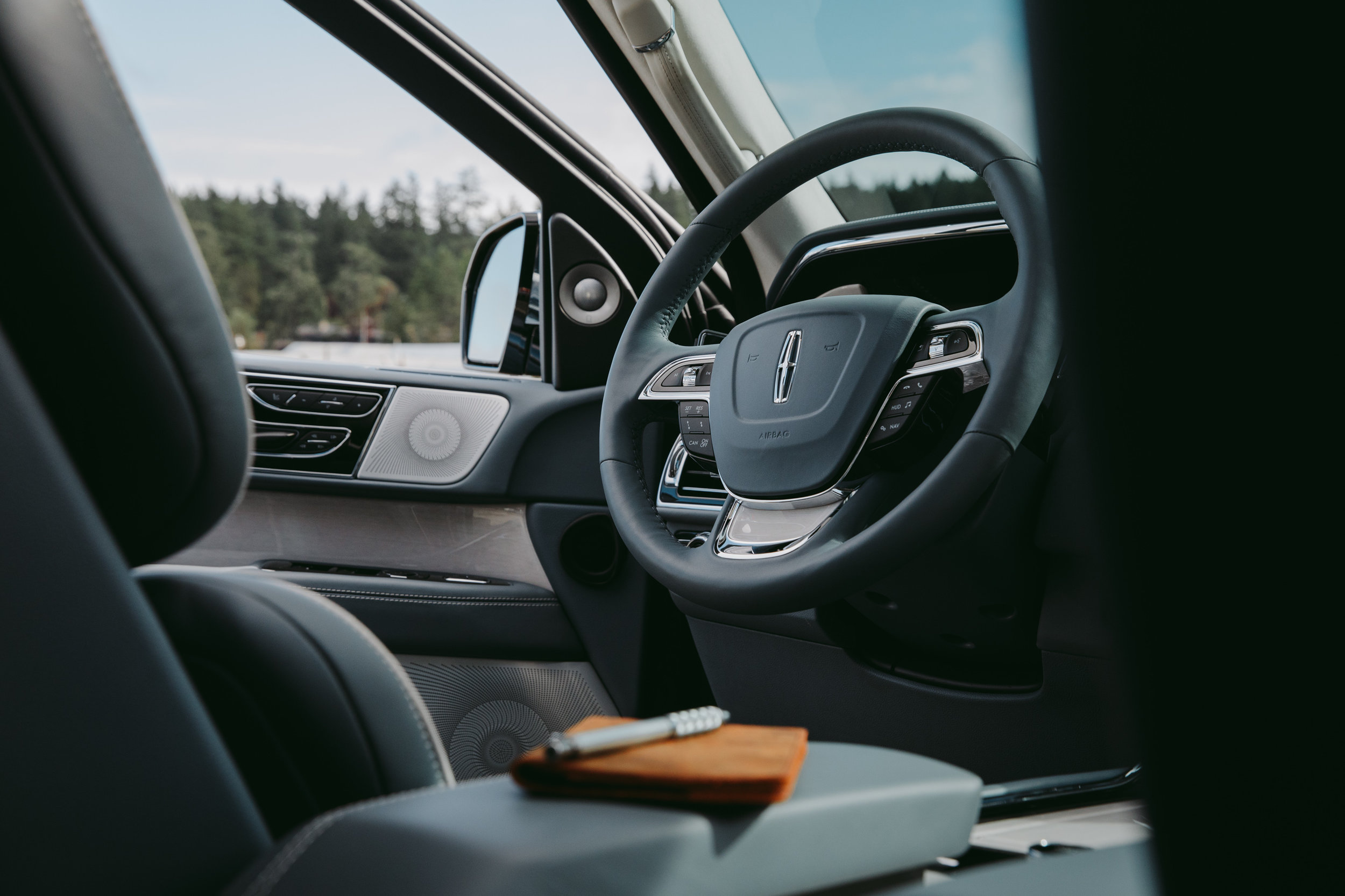 The Lincoln Motor Company • 2018 Navigator • Campaign To Be Launched Soon