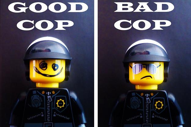 PC: http://welcomebacktopottersville.blogspot.com/2017/06/good-cop-bad-cop.html