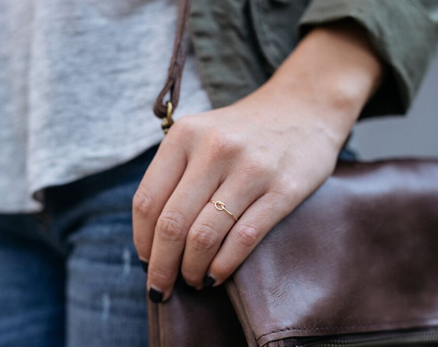 Forever ring  from fashionable $24.00