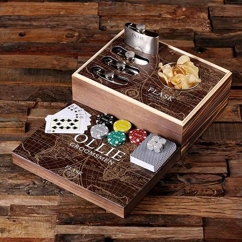 THE VEGAS BOx  From groovy groomsmen Gifts $69.99