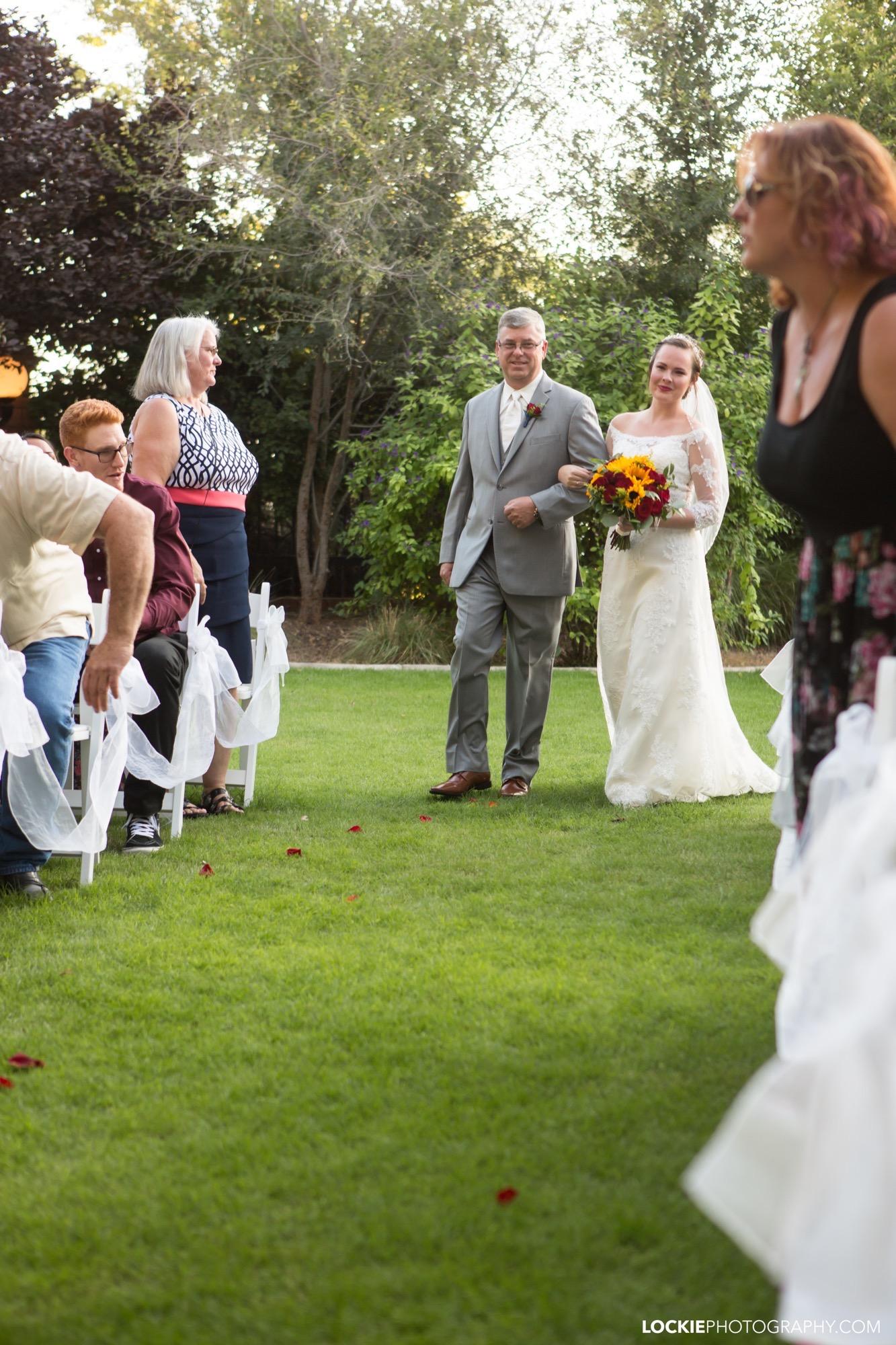 Arizona Fall Wedding