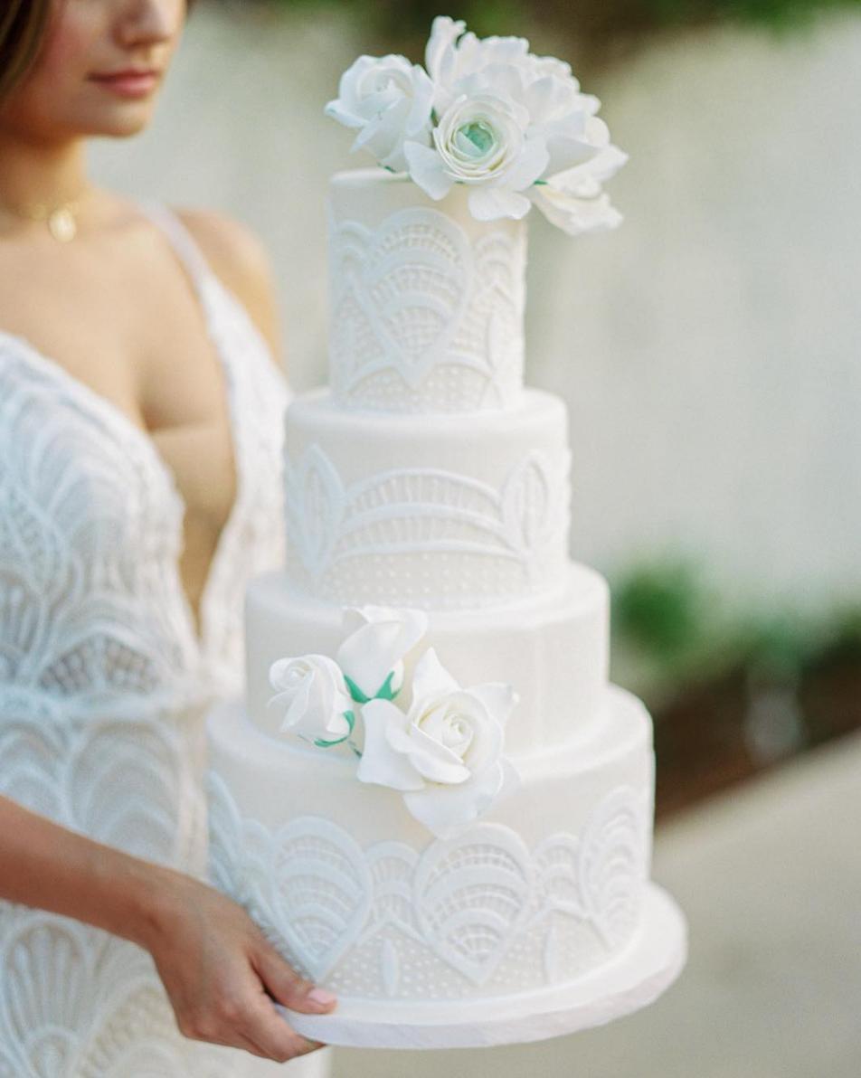 Sugar Petals Custom Cakes - Website | Facebook | Instagram
