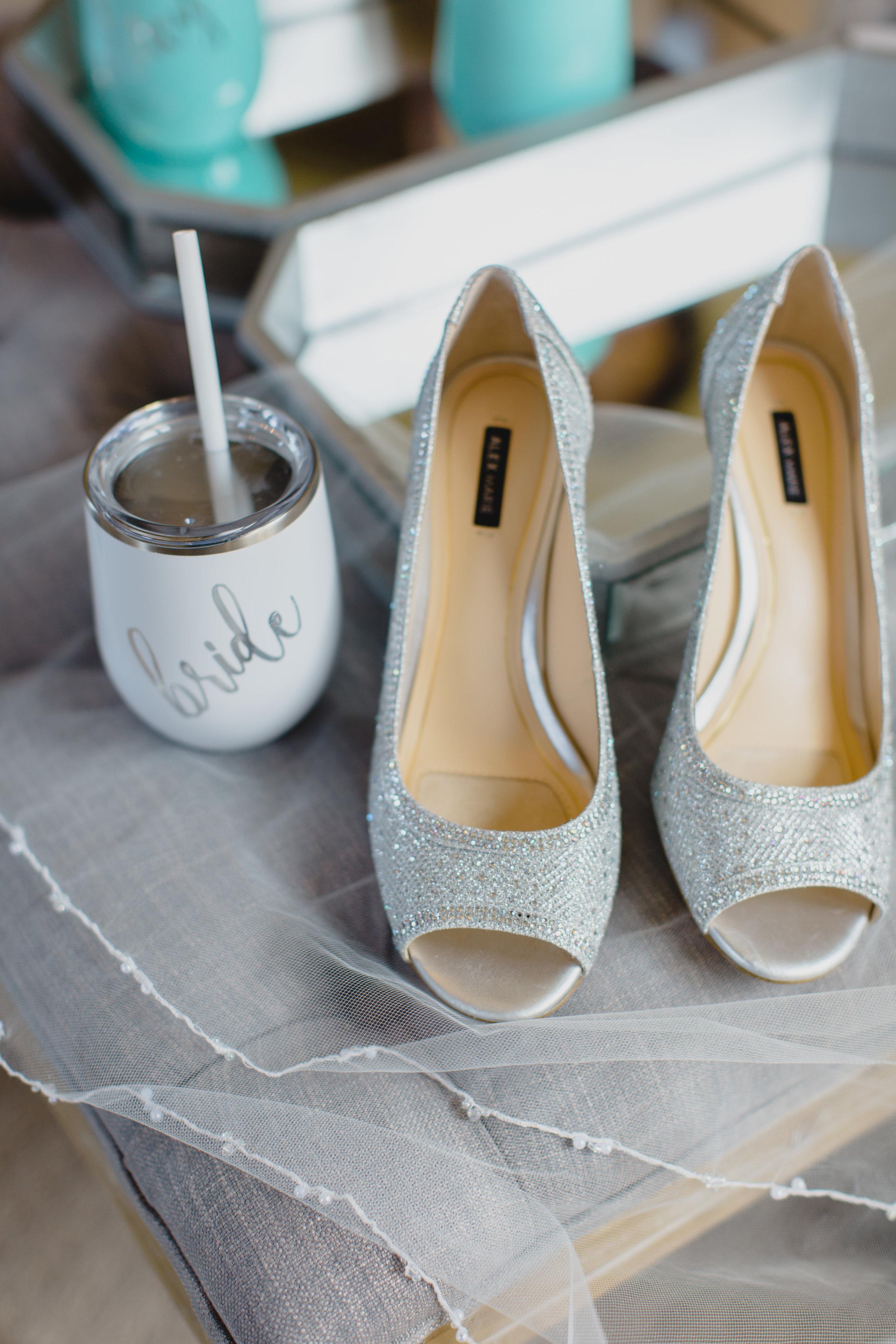silver peep toe heels wedding shoes.jpg