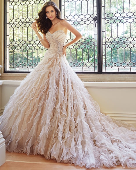 sophia tolli Mocha Retail Price $2248 | Message for price
