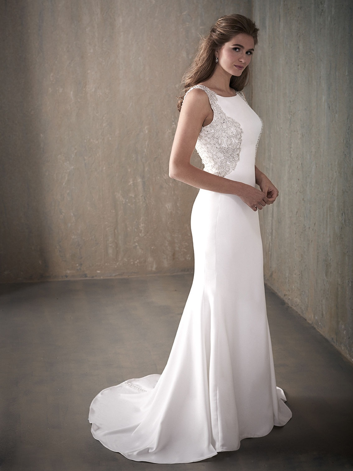 Adrianna Papell 31029 Ivory // Retail Price $1164 | Our Price $895