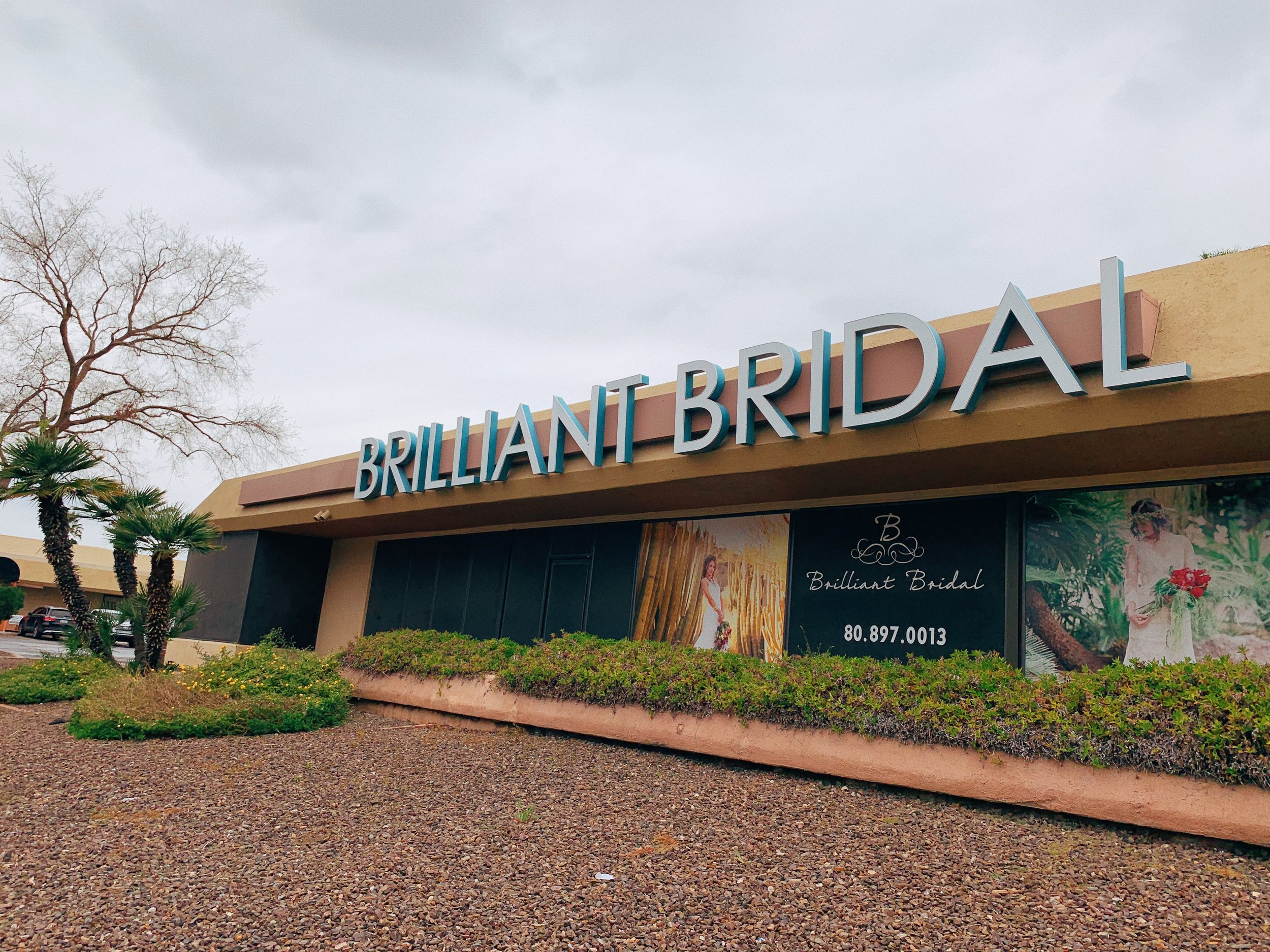 Mesa Bridal Shop — Brilliant Bridal