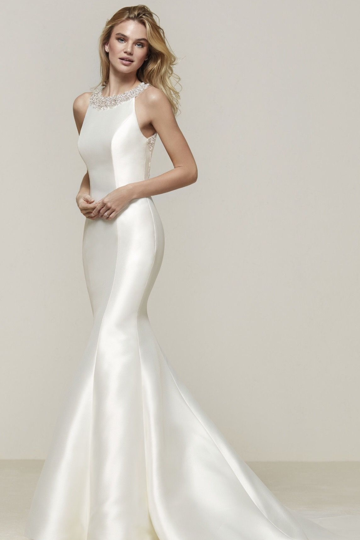 Pronovias Drupa Off White // contact us for price