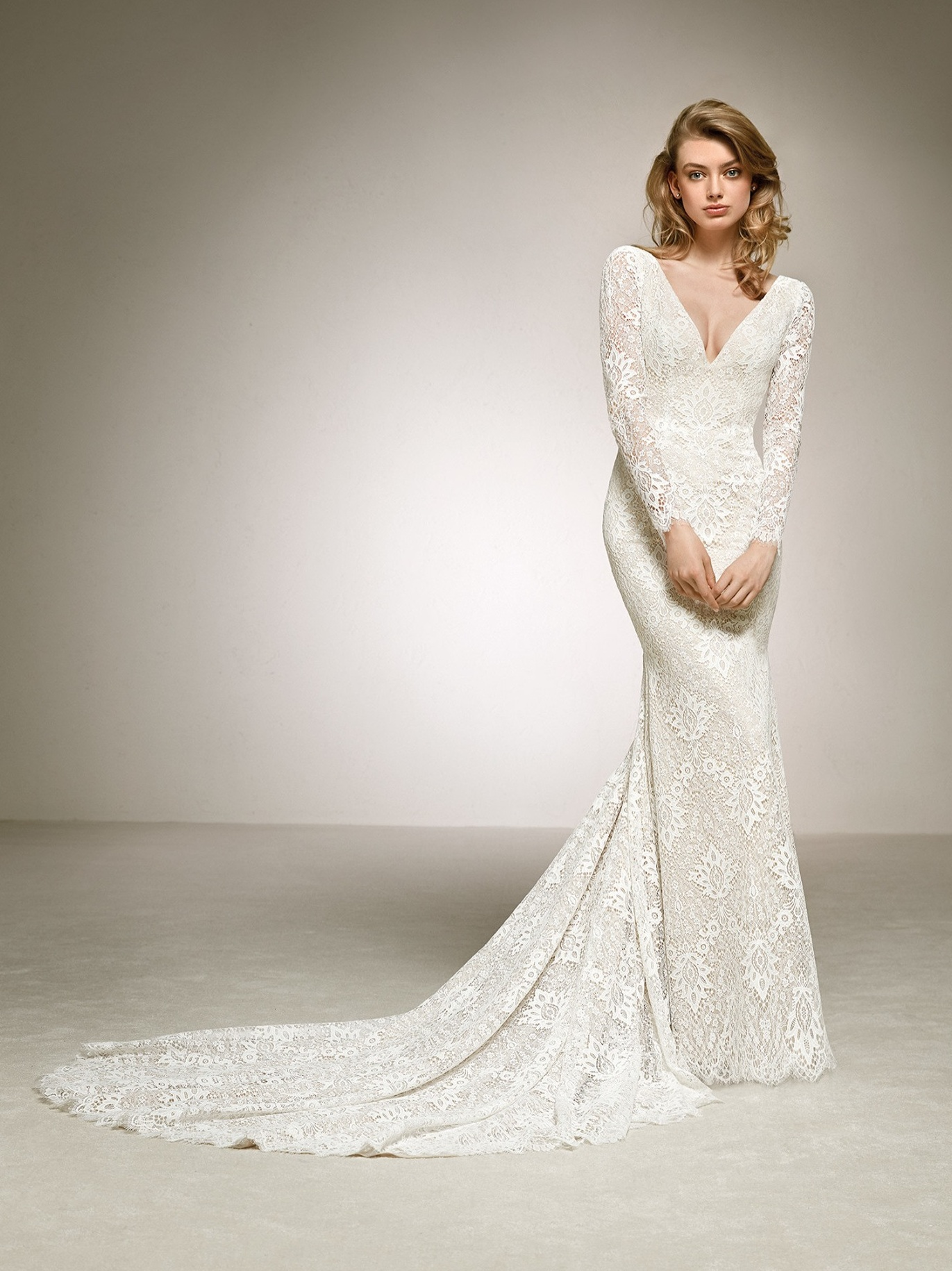 Pronovias Dances Off White // contact us for price