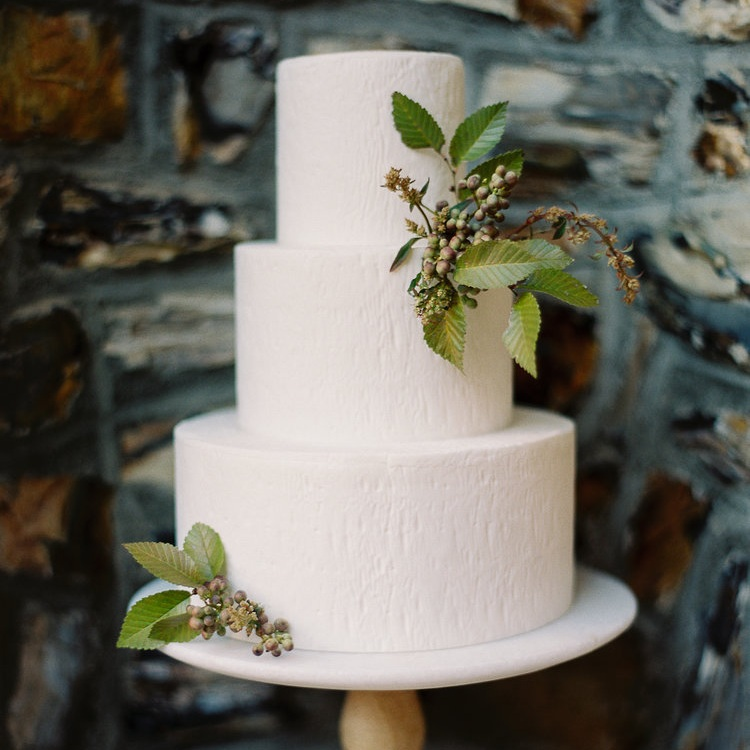 Wildflower Cakes -
