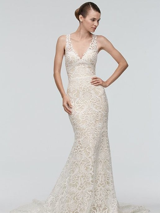 Watters Georgia Ivory/Nude // Retail Price $2760 | Our Price $1932