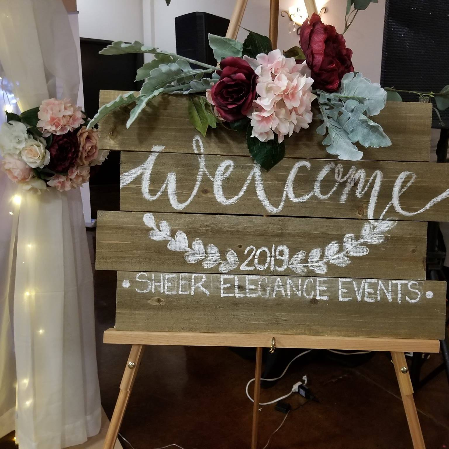 Sheer Elegance Events -