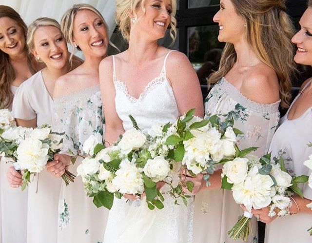 We are now booking for 2020 weddings! We had so many amazing brides this year and we can wait to work with next years brides.