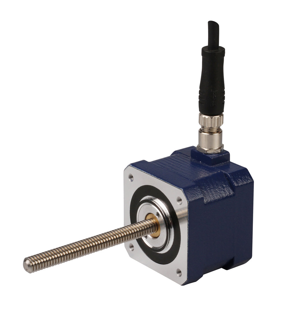 NEMA 17 IP54 Linear Actuator — DINGS' Motion USA