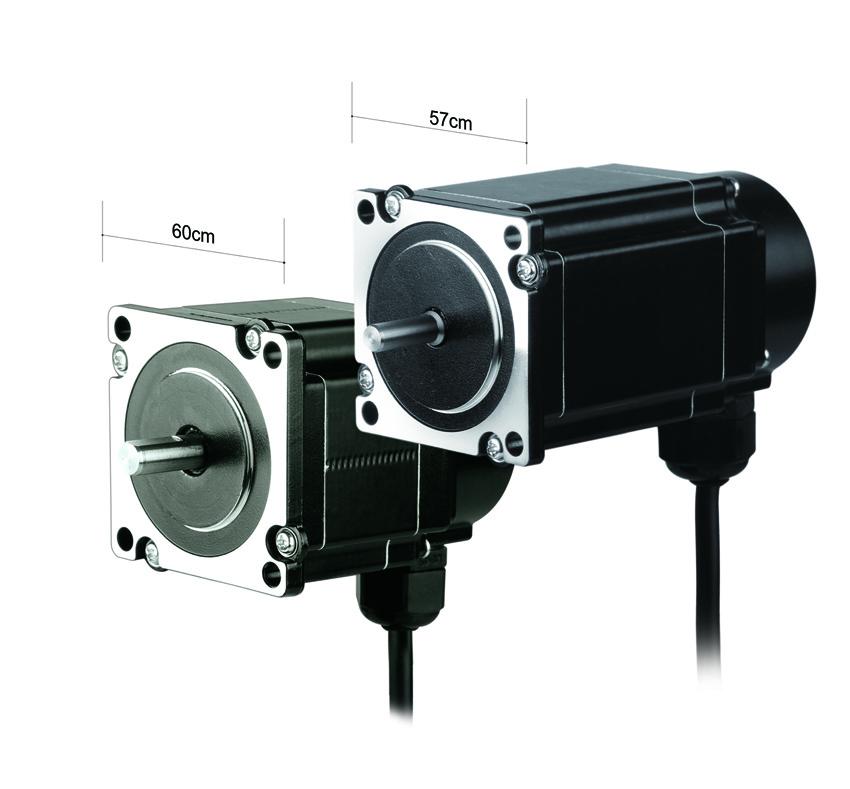 NEMA 23 IP65 Rotary Motor
