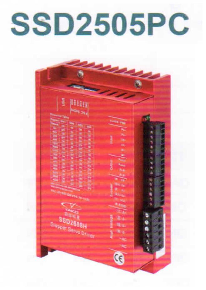 Input Voltage: 24-50V Amperage Max: 2.9A