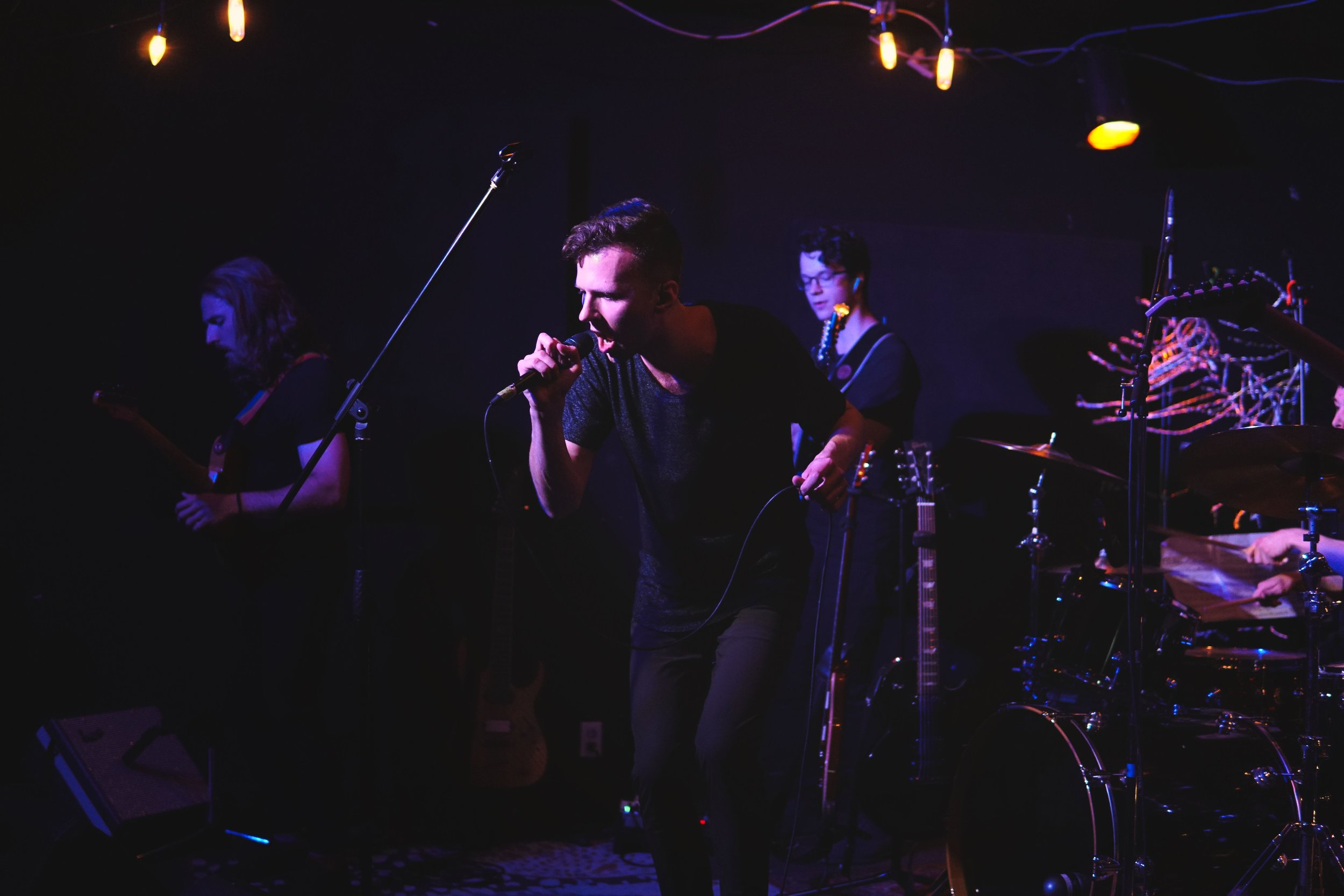 Bloodless Arches CD Release show, pictures and video captured by Bailey Sutton Videography