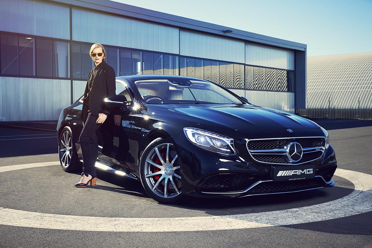 Mercedes-Benz Ambassador Campaign - Kate Sylvester