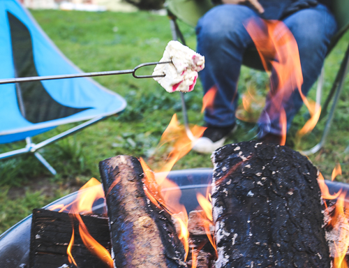 S'more fire