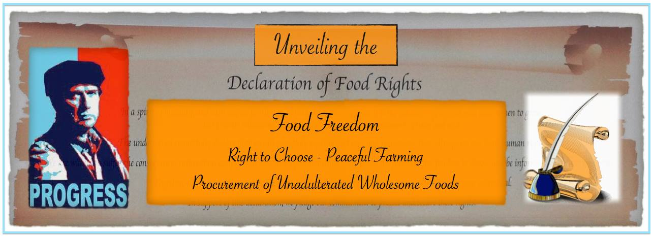 """Facebook Event:   """"In response to the escalating government enforcement against dairy farmers providing fresh milk to their communities, community members are declaring and standing up for their food rights.  Enforcement over the past 21 years has included raiding farms and cow share programs designed to connect farmers to the consumers who want the products.  """"It is the people who want the fresh milk who are leading this,"""" Schmidt says. """"They have bought the cows, they have equitable ownership and rights. The government is saying that they cannot have the products on their own farm and from their own animals. The people are saying they are going to anyway and suffer the consequences. Now it is time for the government to change their aggressive and unlawful policy on raw milk.""""""""   Facebook Group: Support Michael Schmidt"""