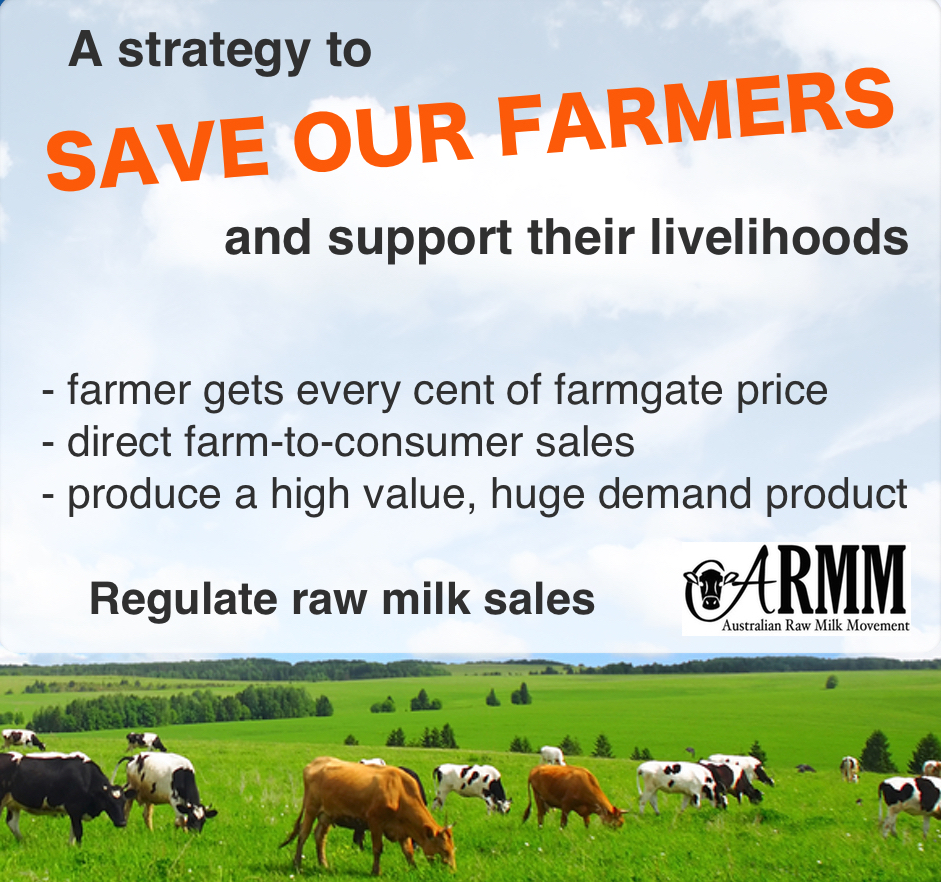 save our australian dairy farmers