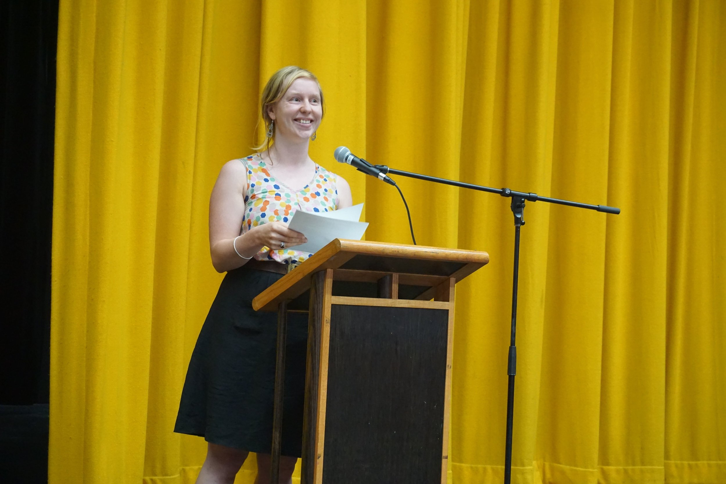 Political advisor Jasmine Westendorf