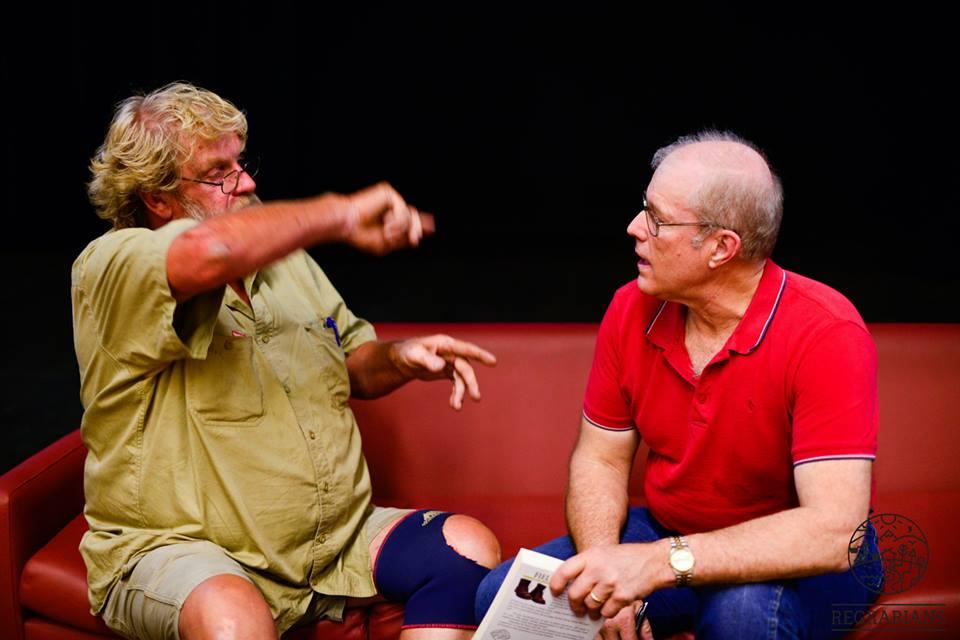 Swampy in conversation with Joel Salatin