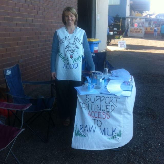 Adele and Joy at Bendigo Showground Markets