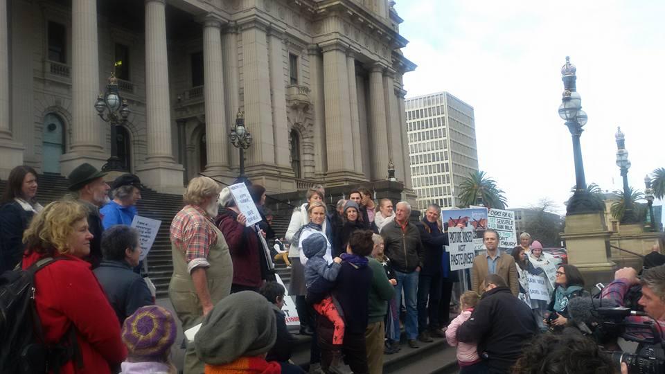 Photo 1 by supporter Tony Acott