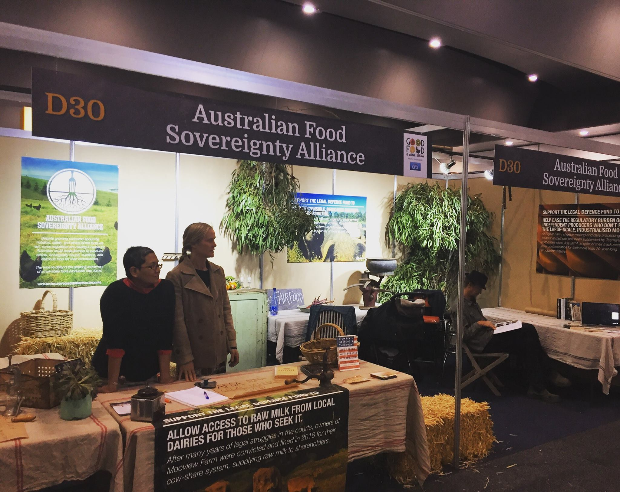 The Good Food and Wine show June 2016