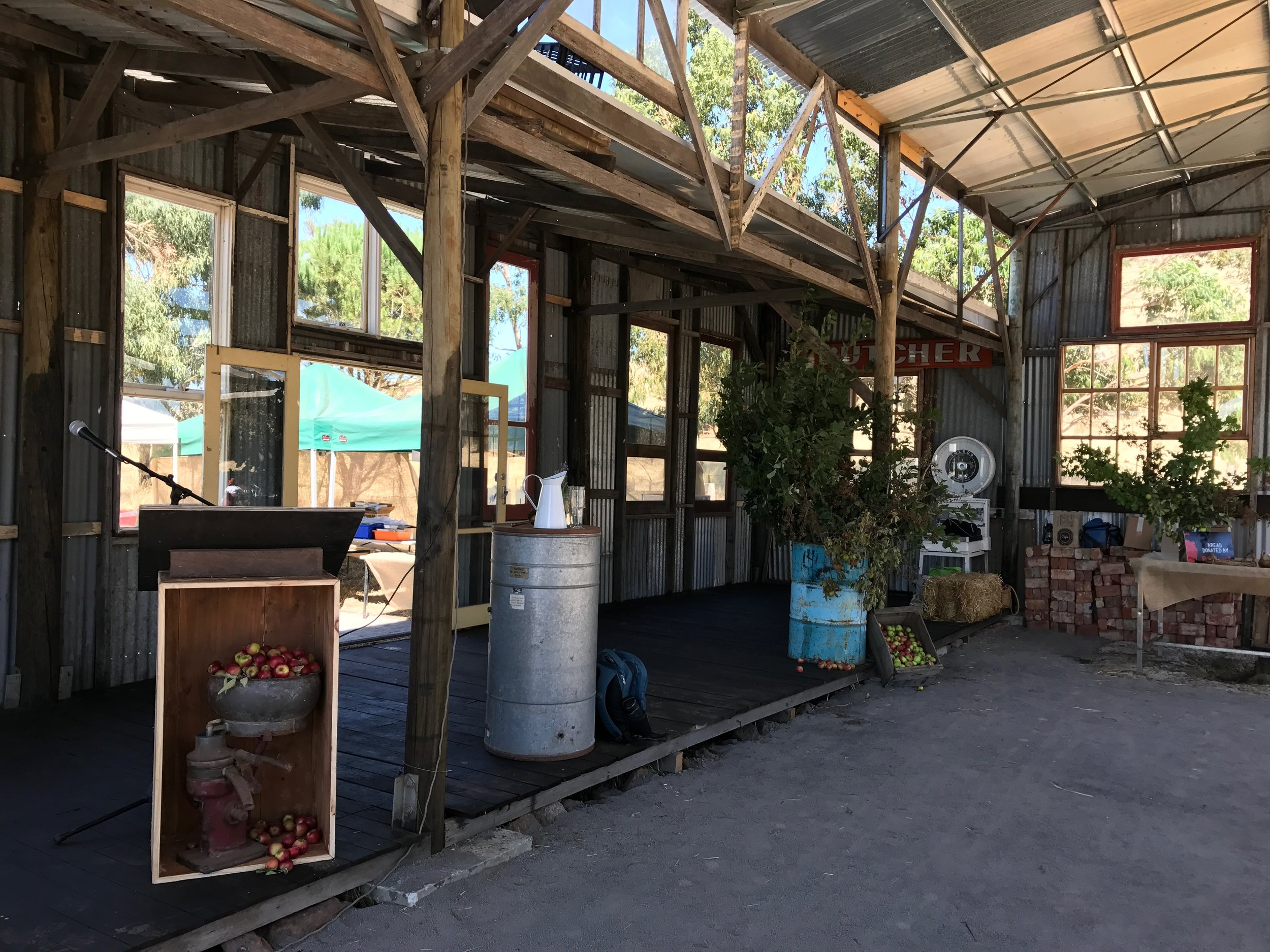 The Belvedere on Jonai Farm