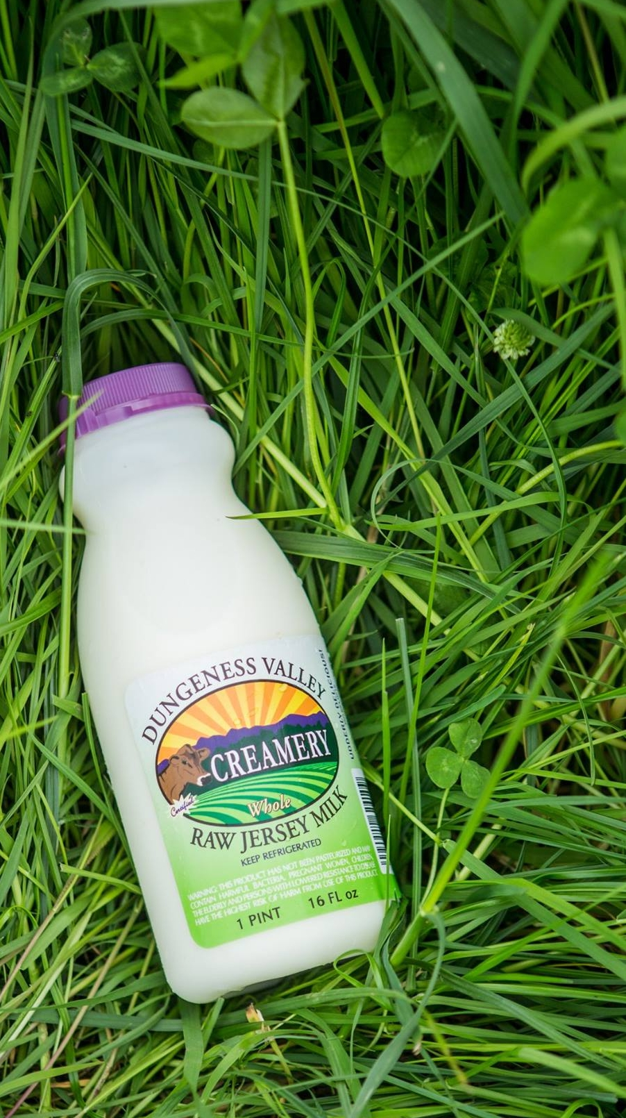 Dungeness Valley Creamery bottle.jpg
