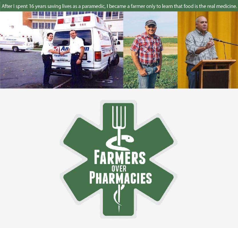 Farmers over Pharmacies raw milk