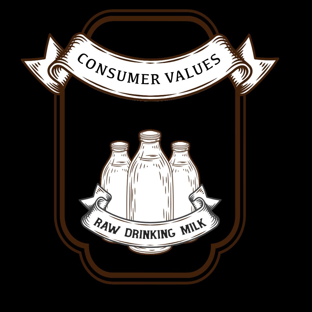 Consumer Values and raw milk