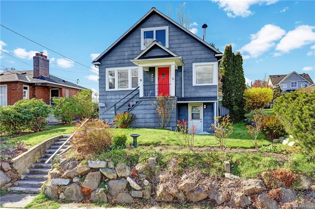 **7711 30th Ave NW, Seattle | $795,000
