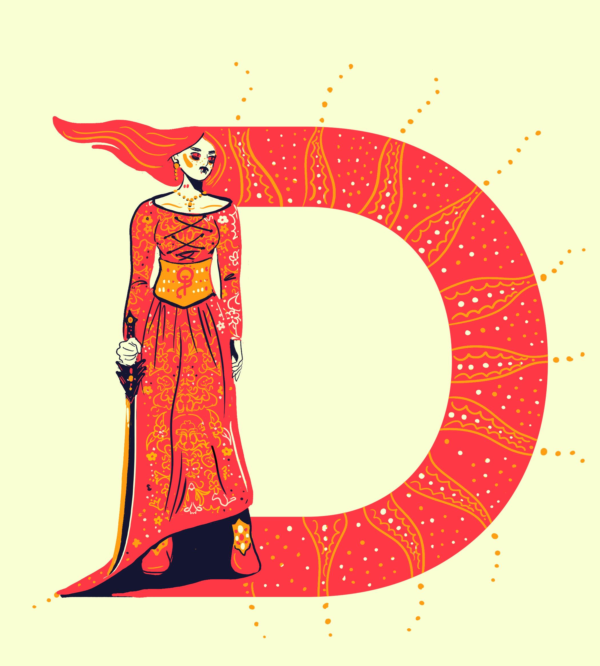 D is for Daywalker