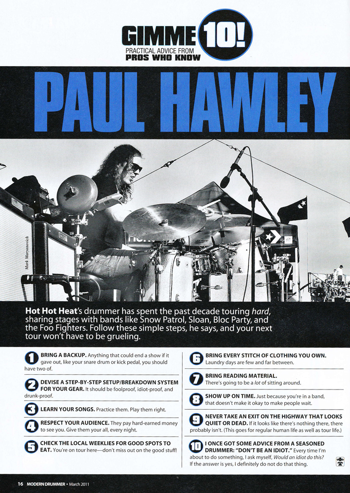 paul-hawley-modern-drummer-magazine-article-published-materials-mark-maryanovich