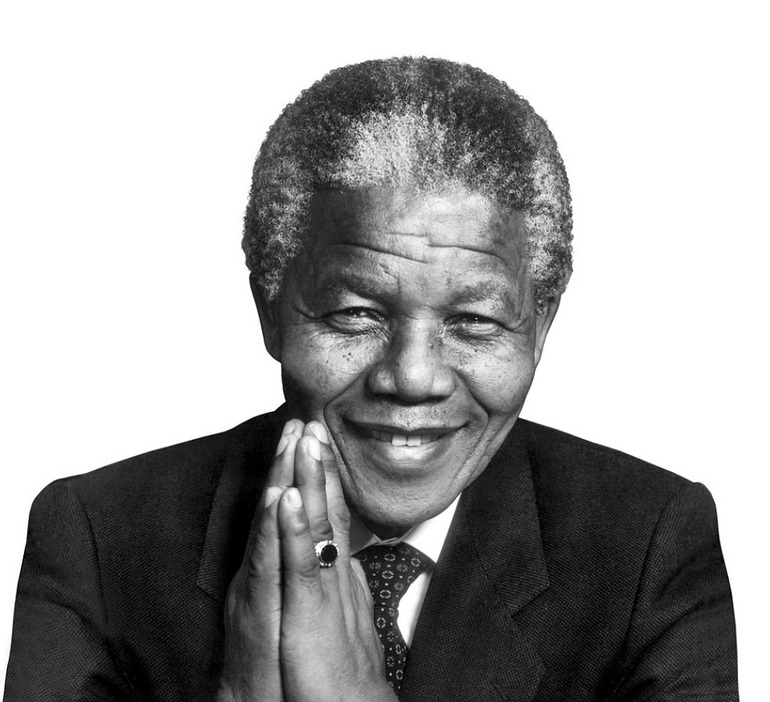 (We all know Nelson Mandela is a demigod, but his collection is news.)