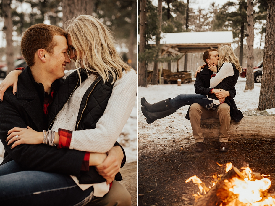 Hailey & Dan Hansens Tree Farm Engagement Session in Anoka, MN_0088.jpg