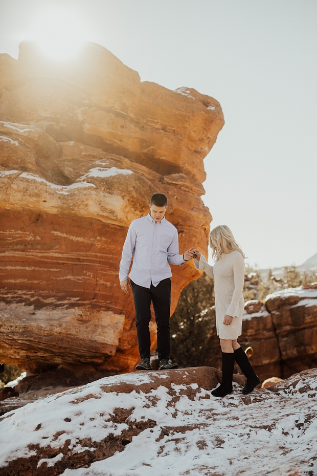 Anna & Trey Engagement Session at Garden of the Gods in Colorado Springs, CO_0254.jpg