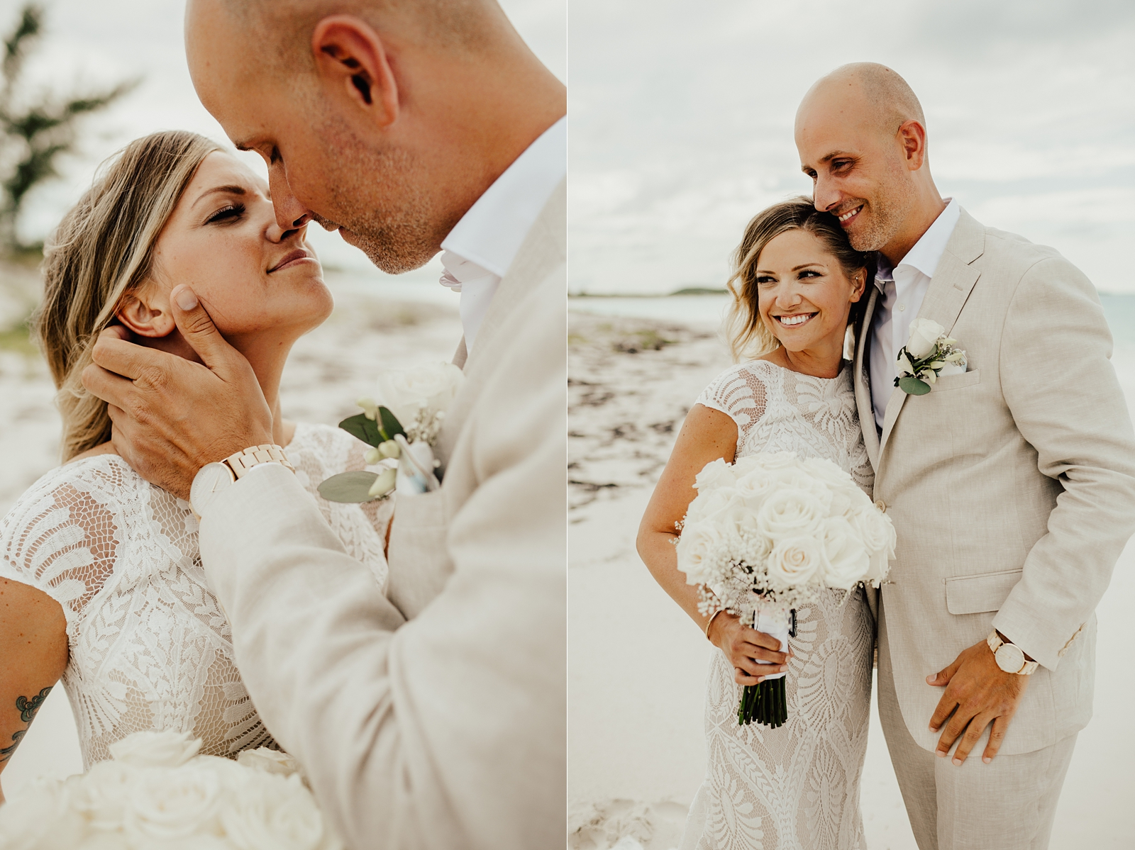 Jenni & Andrew Intimate Beach Destination Wedding in Little Exuma, Bahamas_0487.jpg