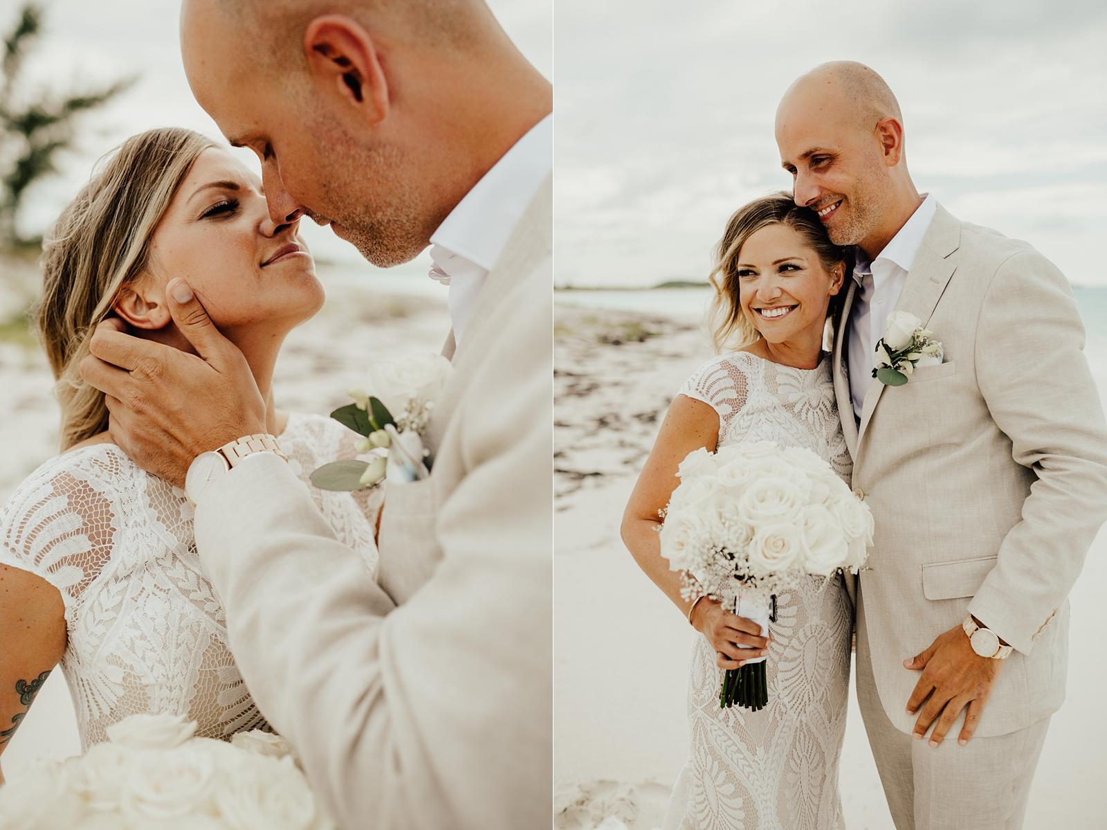 Jenni & Andrew Intimate Beach Destination Wedding in Little Exuma, Bahamas_0487.jpg